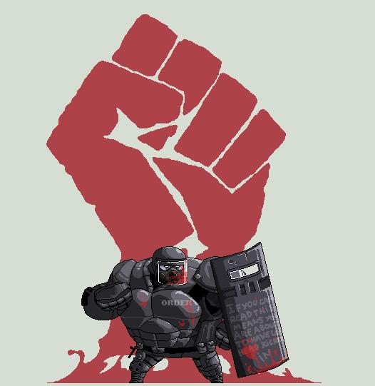Riot Brawler by ShwigityShwonShwei