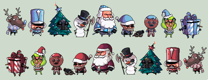 Merry TF2mas by ShwigityShwonShwei