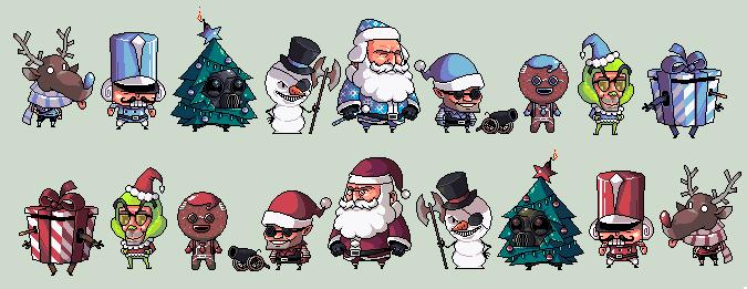 Merry TF2mas by ShwigityShwonShwei
