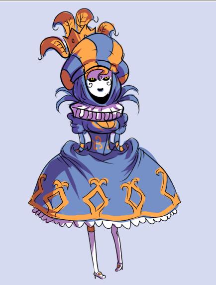 Carnivale Princess by ShwigityShwonShwei