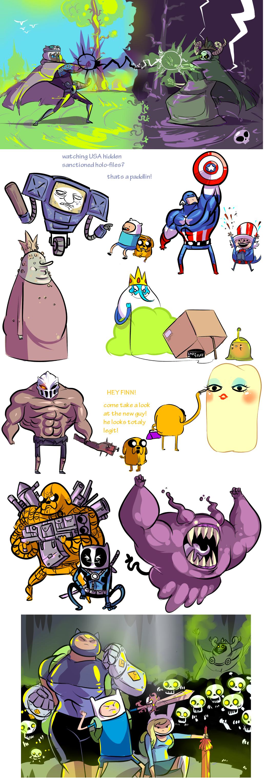 Not so big art compilation by ShwigityShwonShwei