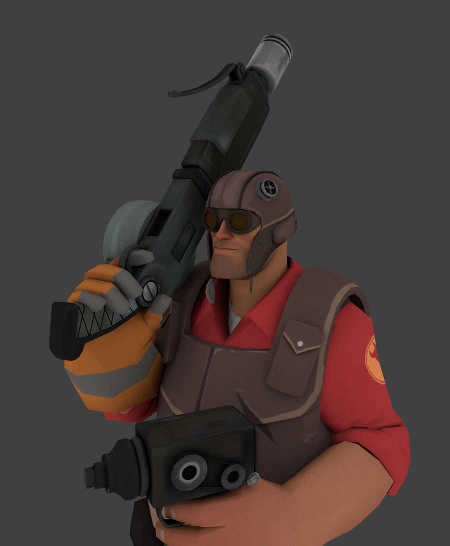Explosive Engineer Set by ShwigityShwonShwei