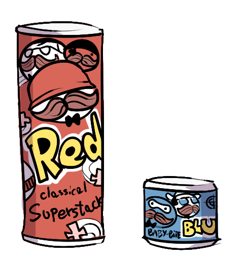 TF2 is alot like Pringles by ShwigityShwonShwei