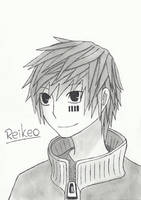 OC - Aki by Reikeo