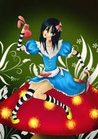 Crazy  Alice by doramay15967