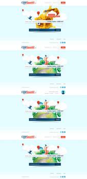 Coolsoutez webdesign