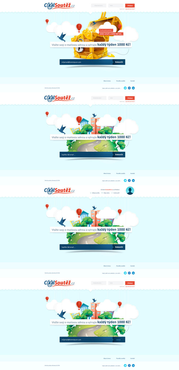 Coolsoutez webdesign by ArsiZyr