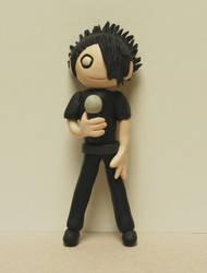 Bill Kaulitz in Clay by TimBurtonFan11