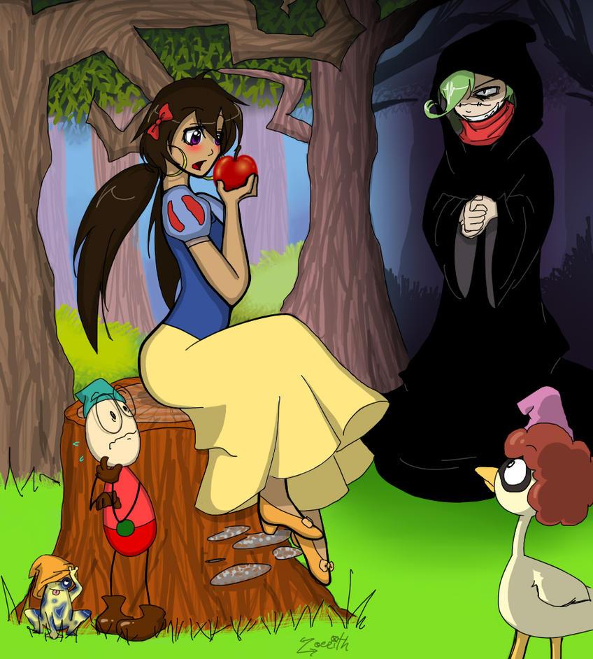 SAS - Snow White by ZoerithH