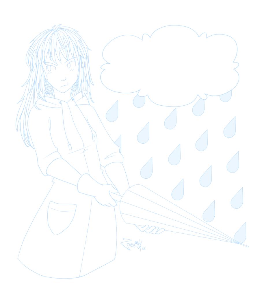 *-raindrops-* by ZoerithH