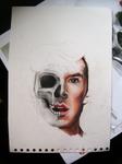 Sherlock Skull WIP