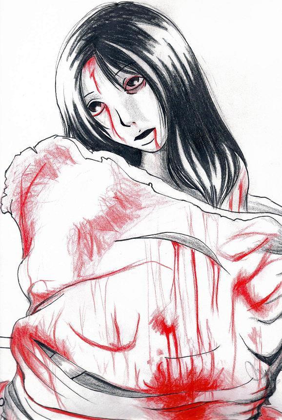 Death to Kayako by Rikkuk