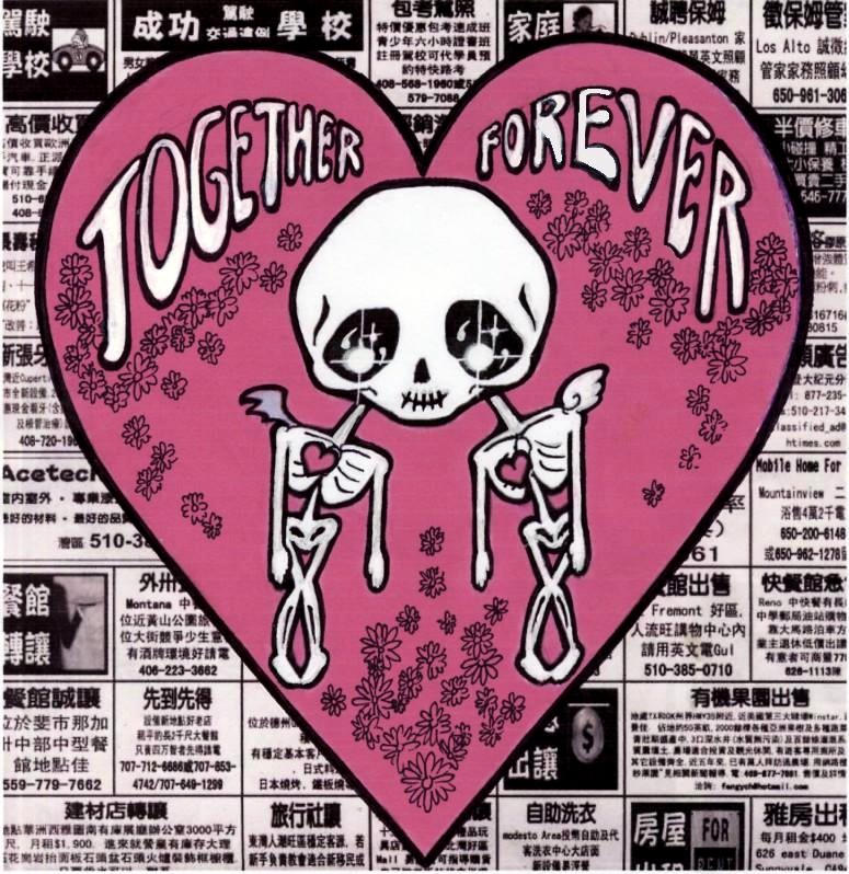Together Forever vs the 60's