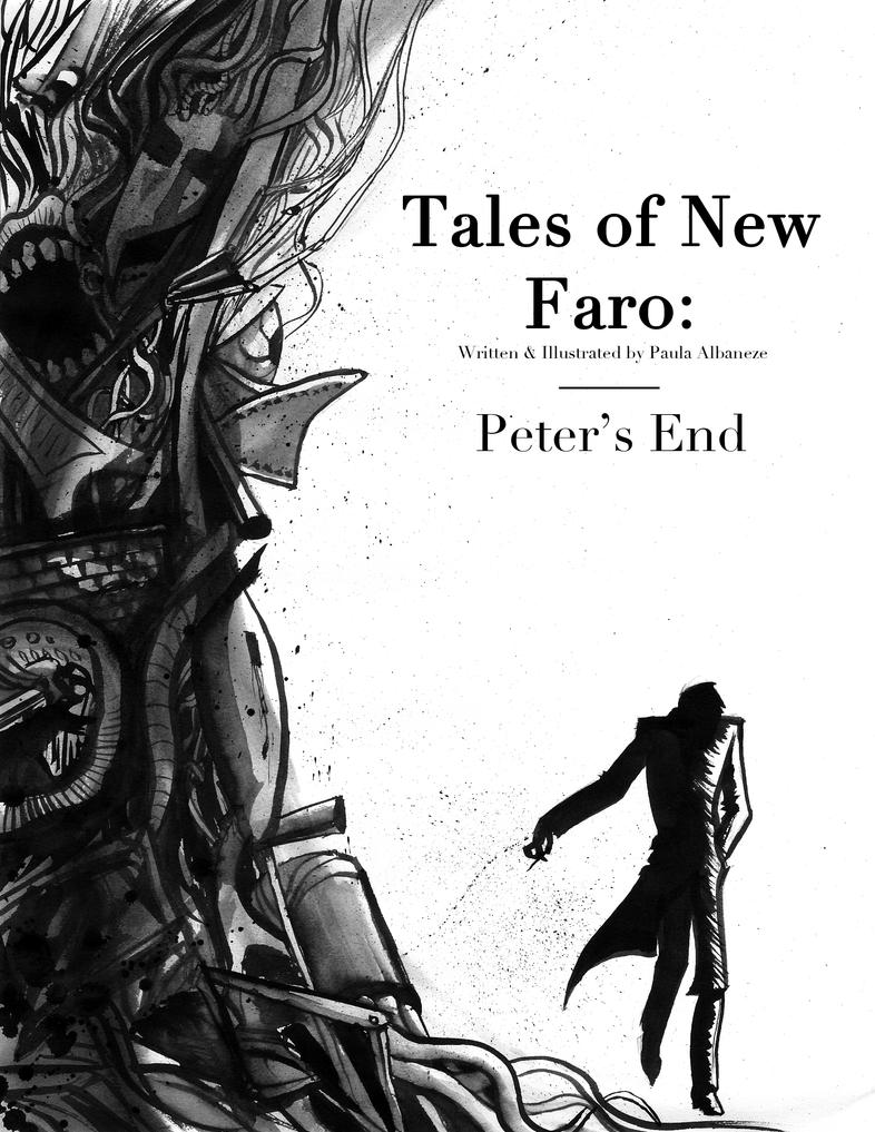 Peter's End: Title Page by squonkhunter