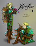 The Magic Flute: Papageno