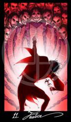 Major Arcana #11: Justice