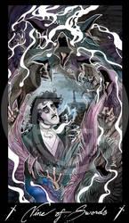 Tarot: Nine of Swords