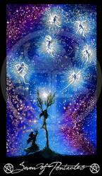 Tarot: Seven of Pentacles