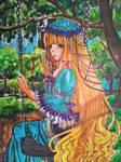 Gosick - Lady Chaos by Meari-chan