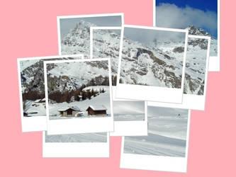Winter Polaroid by natyna82