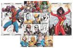 Marvel Beginnings Upper Deck