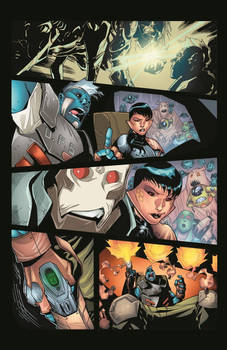 Upstarts #1 page 4 colored.