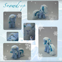 Snowdrop Plush by Dexamethason