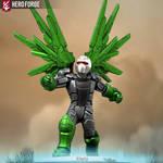 Hero forge: blastwave