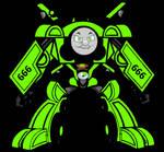 Kacper In Trainsformers Robot Mode