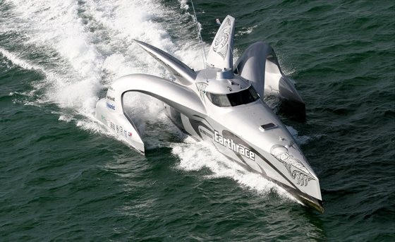 my Boat mode