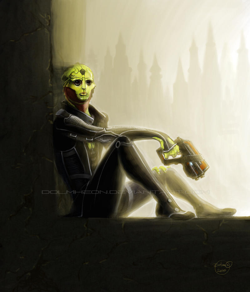 Thane Krios 2 by Dolmheon