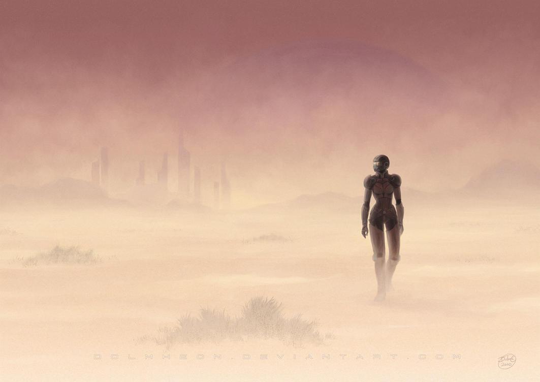 Wanderin' by Dolmheon