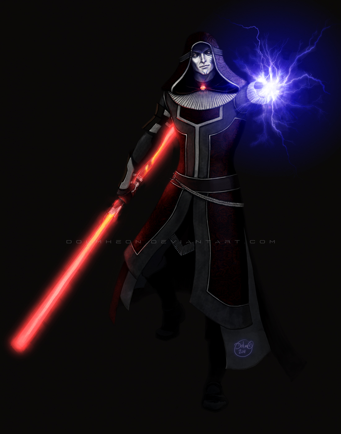 sith inquisitor 2 by dolmheon on deviantart