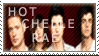 Hot Chelle Rae Stamp by KitKatQT