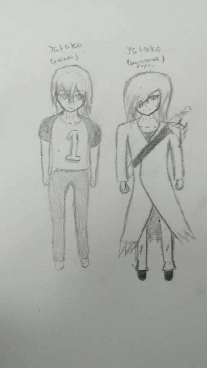 random drawing  by Kayato-Miyazaki