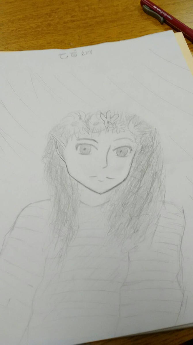 Anime Lilly by Kayato-Miyazaki