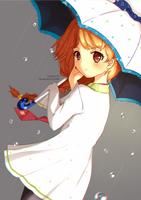 Rini - For Senpai by kiyasuriin