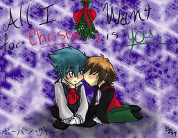 All I Want for Christmas by Kalo28