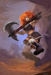 Barbarian by Nathrezija