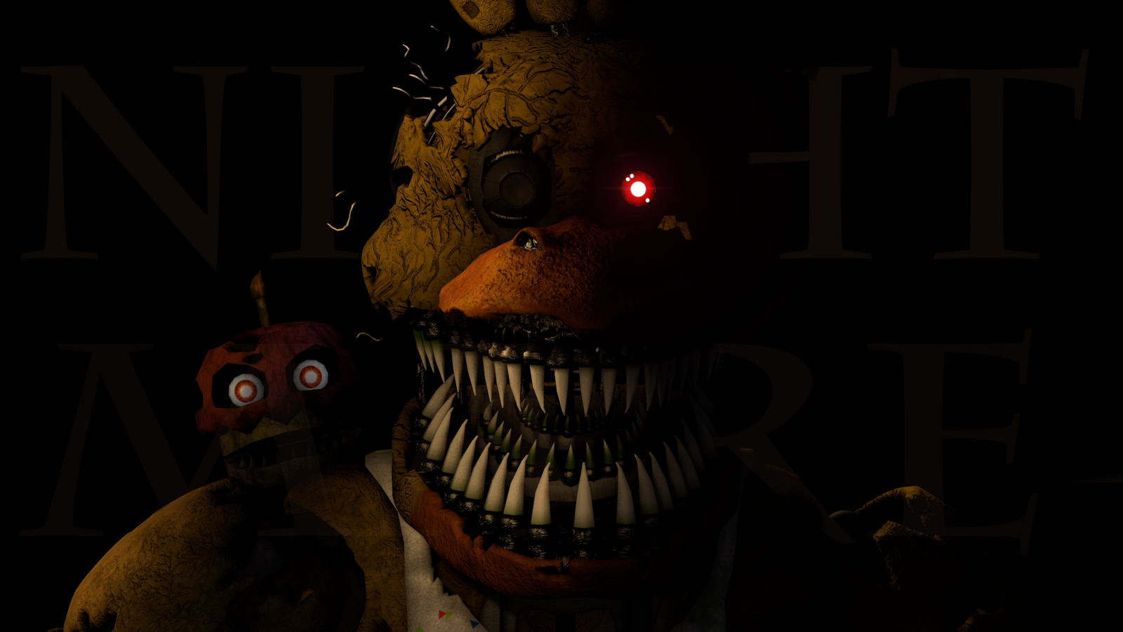 remake of the nightmare - photo #43