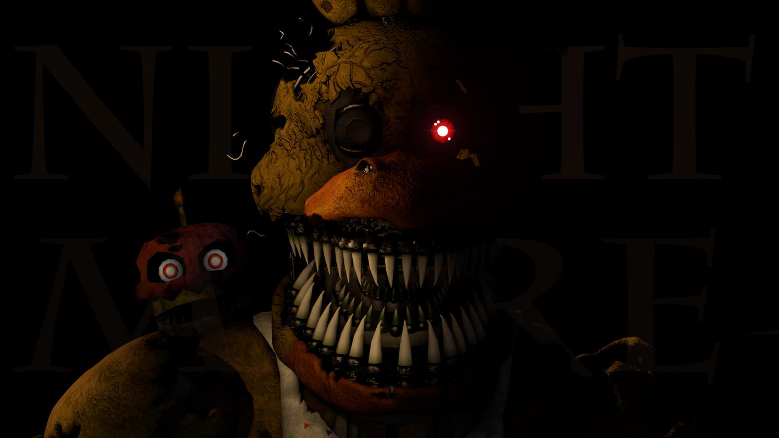remake of the nightmare - photo #43