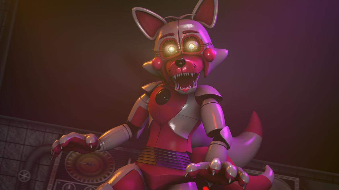 funtime foxy sfm by - photo #32