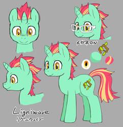 Ligniwave: Ponysona by Utrale