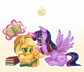 Are more books necessary for you? by Utrale