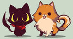 Sissel and Missile Ghost Trick