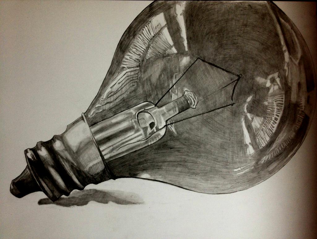 Lightbulb by xMegalynx