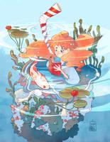 Adamina Illustration by Megnarr
