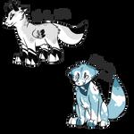my mynchkins!! (approved!) by kirinoha