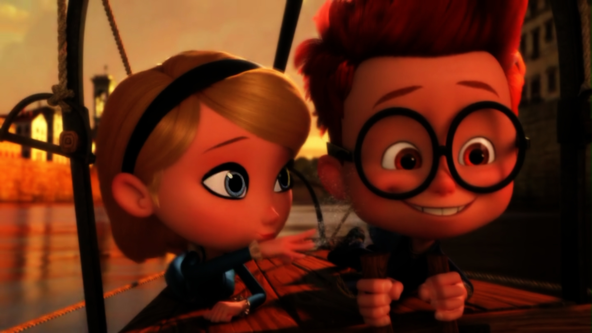 Mr Peabody And Sherman 2014 Bdrip X264 Ift 071712 By Popa666 On