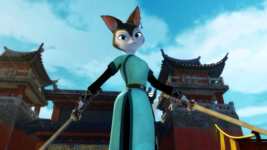 Legend Of Kung Fu Rabbit 2011